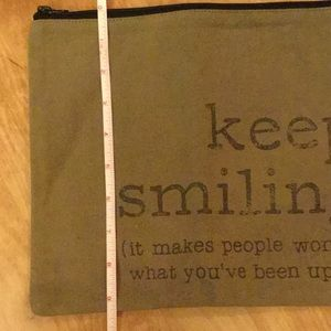 unknown Bags - Cute storage pouch